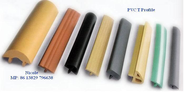 het profiel van pvc t de band van de rand van pvc de. Black Bedroom Furniture Sets. Home Design Ideas