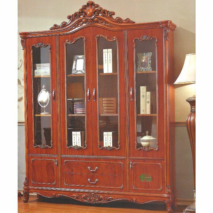 biblioth que en bois et porte revues pour meubles de bureau domicile biblioth que en bois et. Black Bedroom Furniture Sets. Home Design Ideas