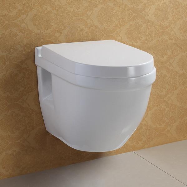 Het muur gehangen watercloset van wc van het toilet atw002 het muur gehangen watercloset van - Muur wc ...