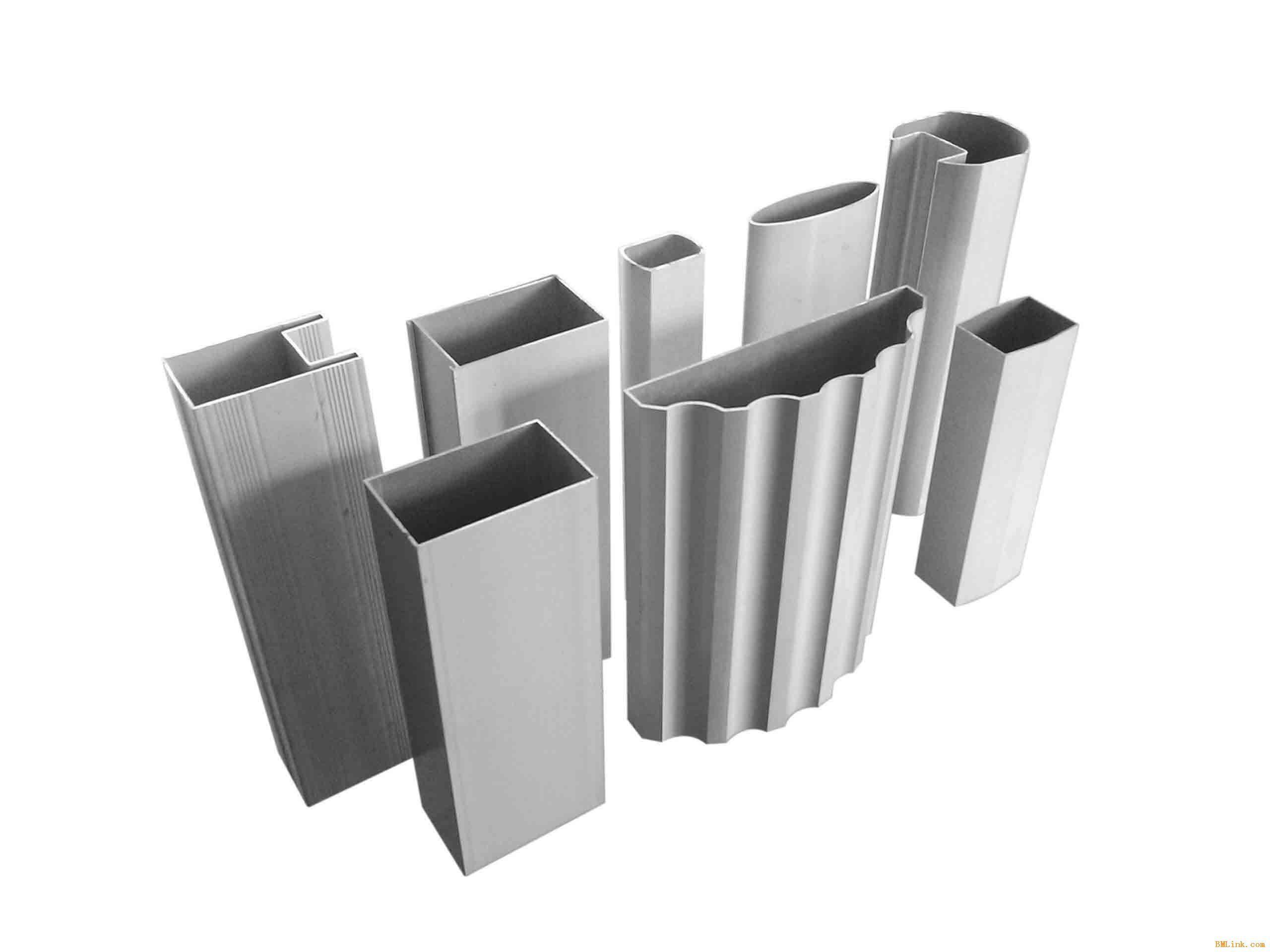 Tube en aluminium d 39 extrusion de rectangle tube en aluminium d 39 extrusion de rectangle fournis