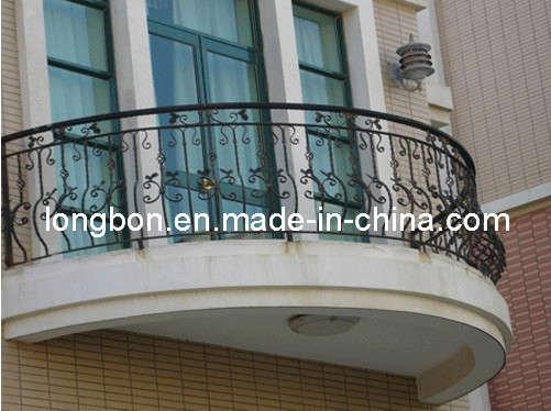 Decoraci n de la cerca del balc n del hierro lb b f 0001 - Lopez del hierro decoracion ...