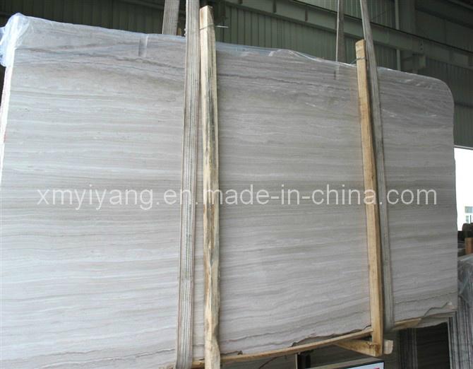 galette de marbre grise en bois vein chenille white white
