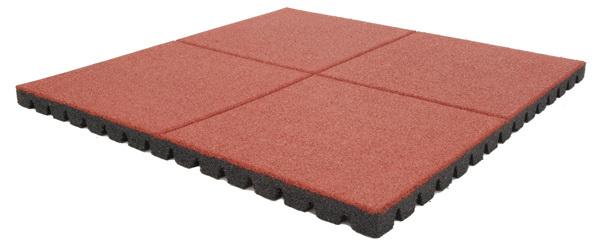 Azulejo de piso de goma antideslizante azulejo de piso - Baldosas de goma ...