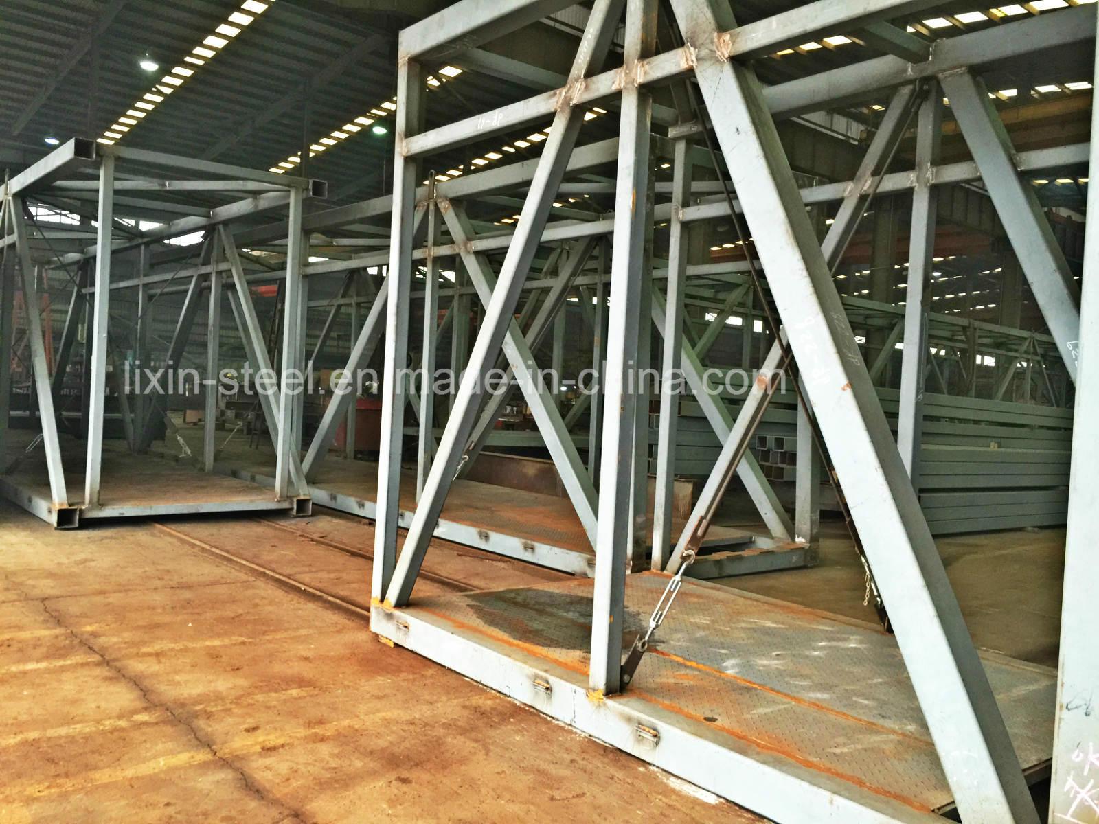 Foto de edificio modular estructura de acero puente a reo - Acero modular precios ...