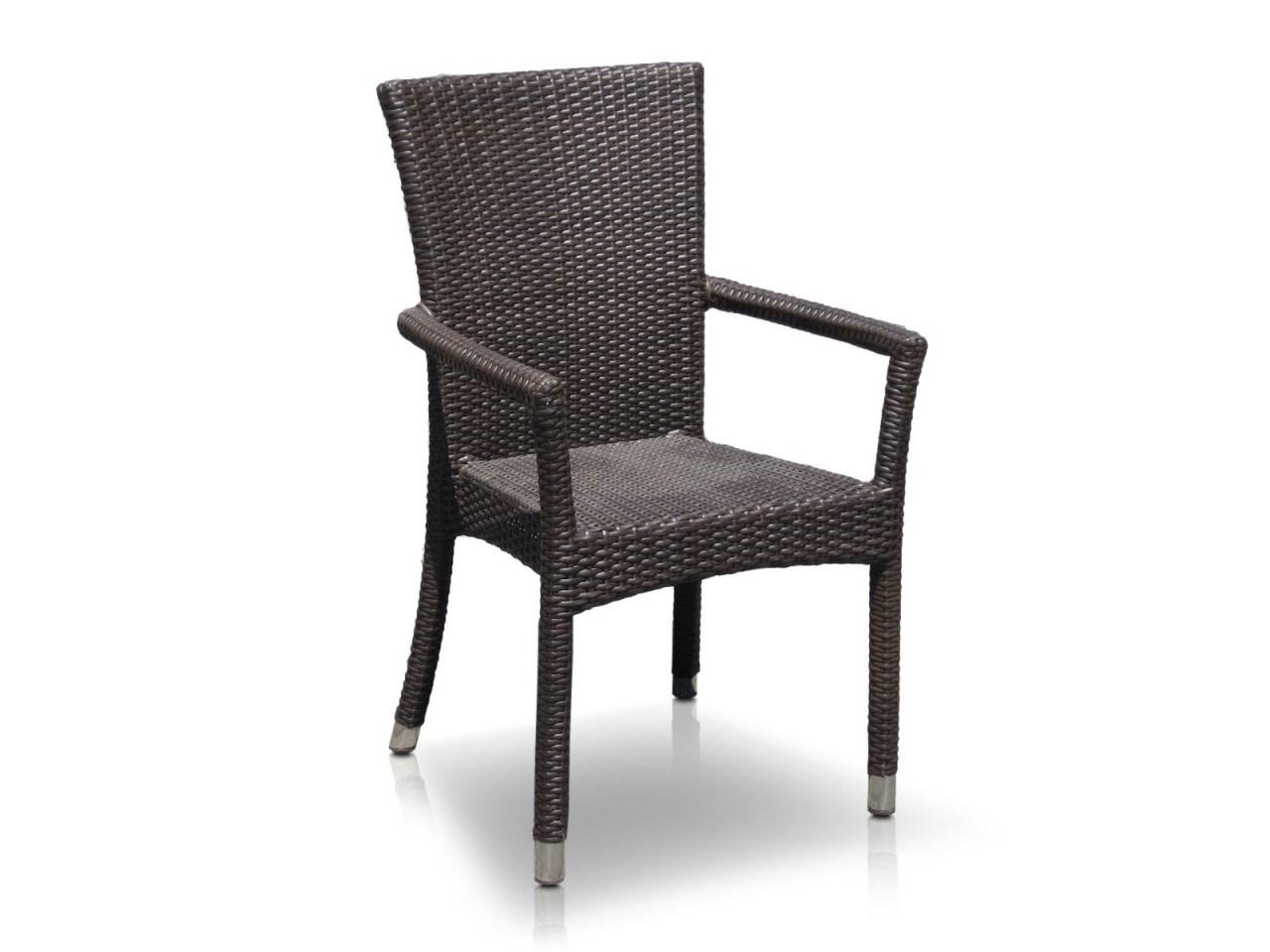 Chaise de rotin chaise de patio chaise en osier chaise - Chaise en osier ...
