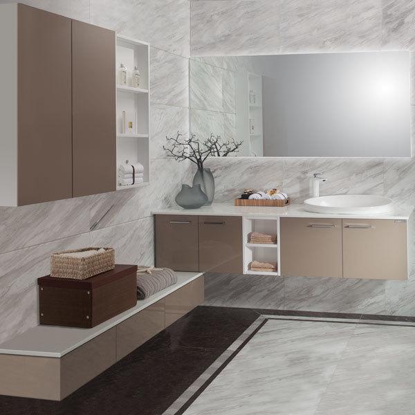 Governo di stanza da bagno moderno dell'oro scuro del PVC grande foto su it.Made -in-China.com