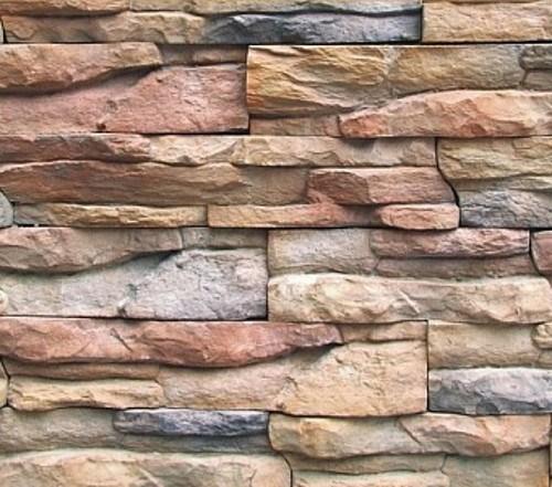 Foto de decoraci n de la pared de piedra artificial - Pared de piedra artificial ...