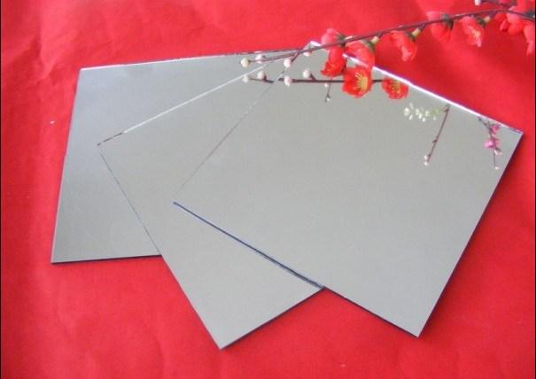 Lastra di vetro di alluminio dello specchio di lastra di vetro di alluminio - Alluminio lucidato a specchio ...