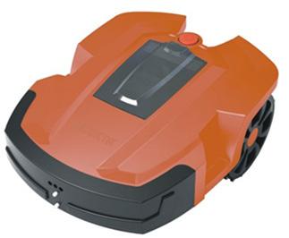 tondeuse gazon piles lectrique sans fil de denna l600 avec la batterie au lithium 4ah. Black Bedroom Furniture Sets. Home Design Ideas