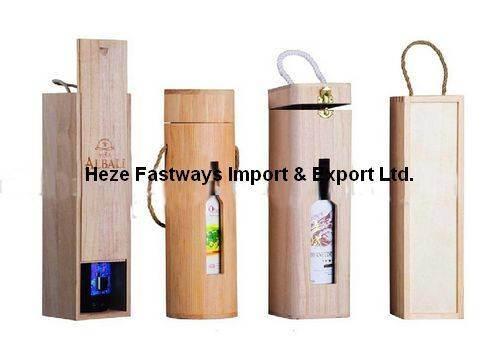 Cajas para botellas de vino peque as images - Cajas de madera para botellas ...