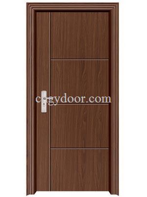 Las ltimas puertas interiores de madera rasantes - Puertas interiores en madera ...
