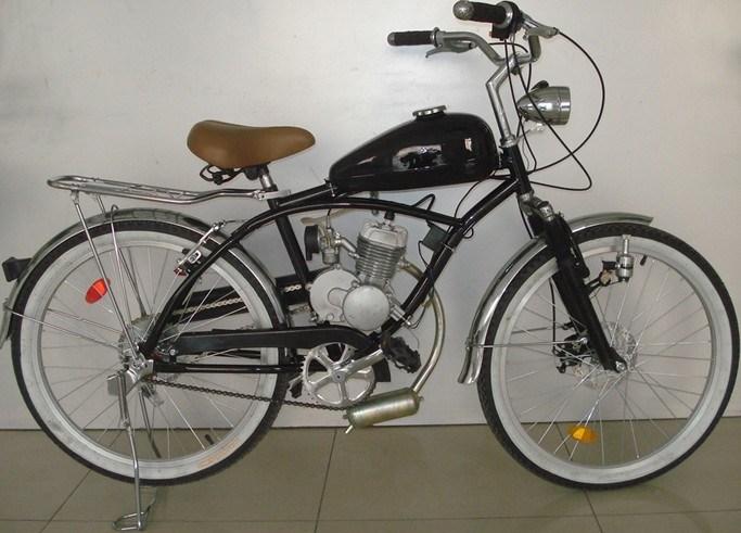 Bicicleta Da Gasolina Bicicleta Do Motor Bicicleta Do