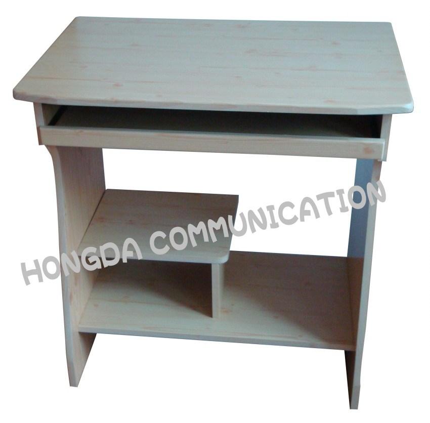 Petit bureau en bois d 39 ordinateur de tableau d 39 ordinateur for Petit bureau d ordinateur