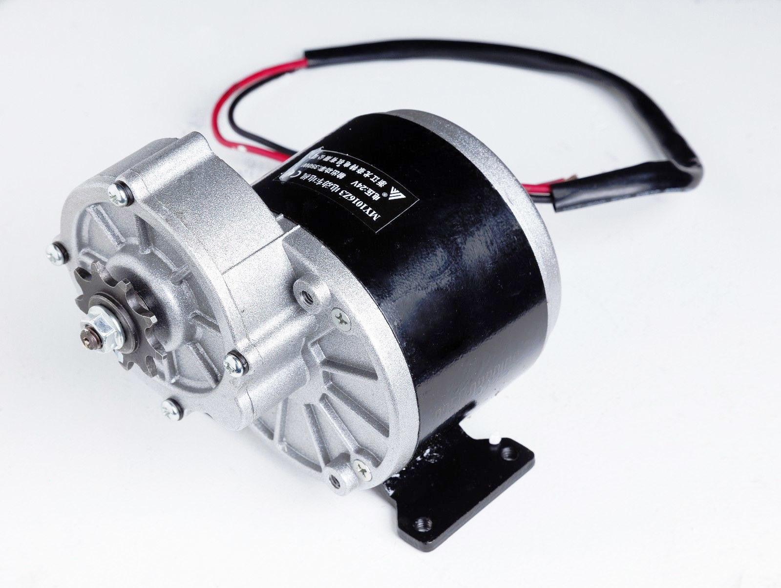 Moteur lectrique my1016z3 de vitesse de 24v 350w moteur for 12 volt motor go kart