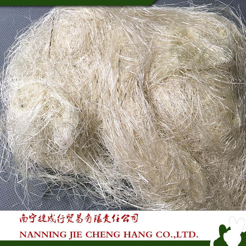 comprimento curto cm da fibra do sisal para o papela e ofcios da lavagem curto cm da fibra do sisal para o