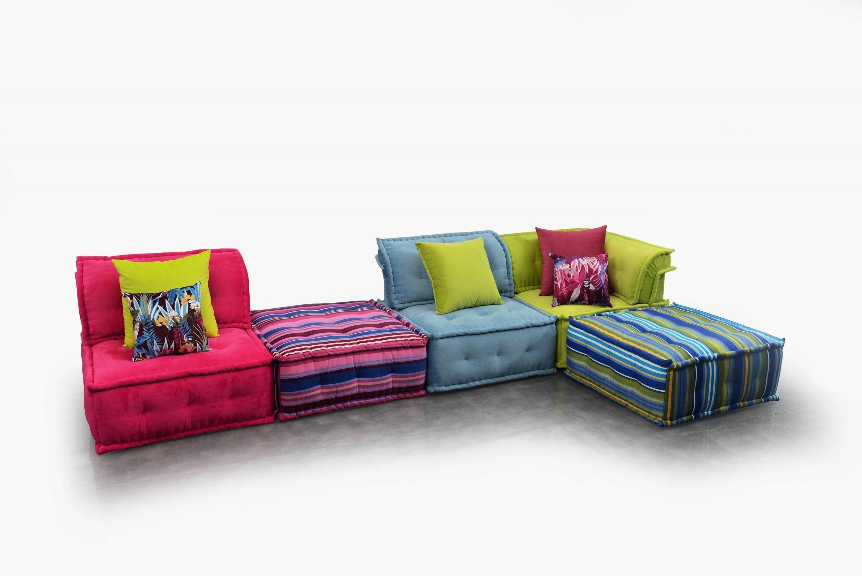 Sofa sectionnel a9870 r gl de salle de s jour du nouveau for Divan lit sectionnel