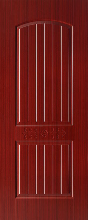Puertas de madera de la melamina para los cuartos for Puertas de madera para cuartos
