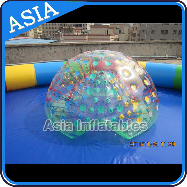 co asia inflatables image Inflatable Water Ball with Poll Full Color and Pool Toys for Rental hihunohug FZzENiodPwqe