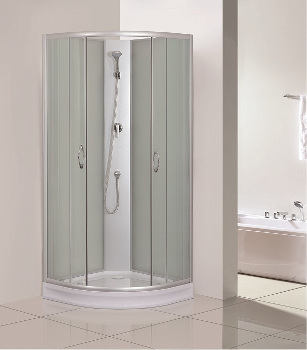 Cabina de la esquina de la ducha sz 90 cabina de la for Cabina de ducha easy