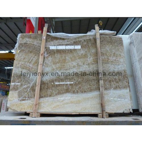 Azulejos de marmol del corte de la vena del onyx del for Marmol espanol precios