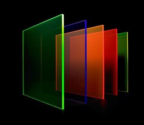 Hoja de acr lico transparente para la publicidad hoja de for Piso acrilico transparente