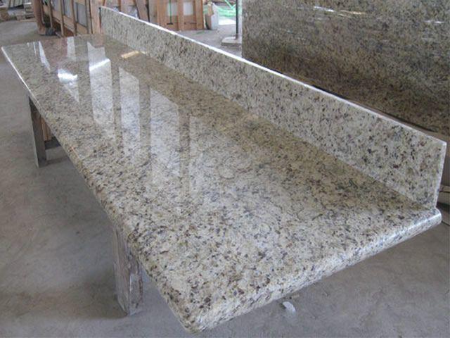 Partie sup rieure du comptoir de granit worktop dessus for Dessus de comptoir salle de bain