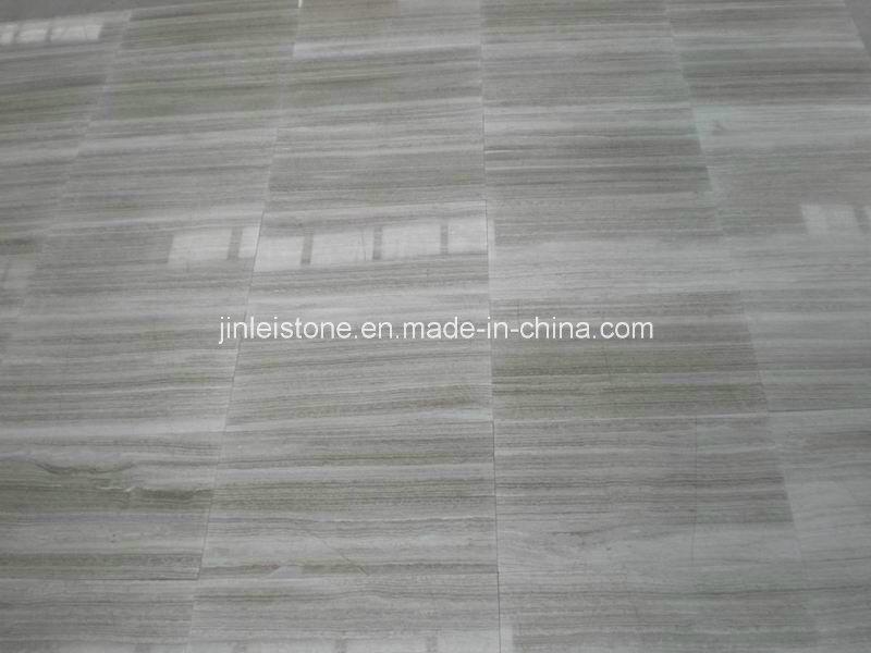 Foto de gris azulejos de venas de m rmol de madera para el for Suelo marmol gris