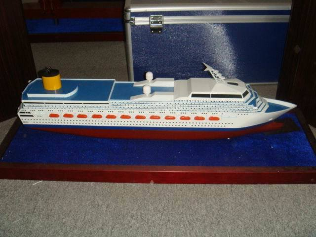 Modello di scala della nave da crociera modello di scala - Modelli di scale ...