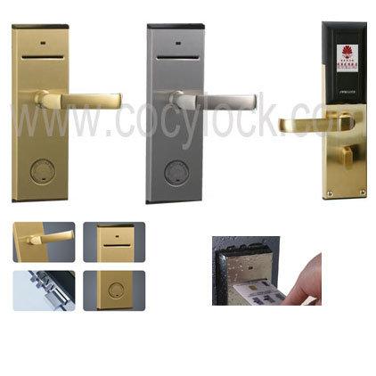 serrure de porte de carte puce de l 39 h tel sle4442 9000 c1 serrure de porte de carte puce. Black Bedroom Furniture Sets. Home Design Ideas