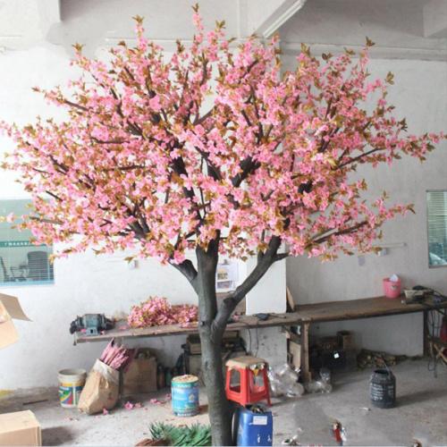 Solo tronco arboles artificiales flores de cerezo con - Arboles artificiales ...