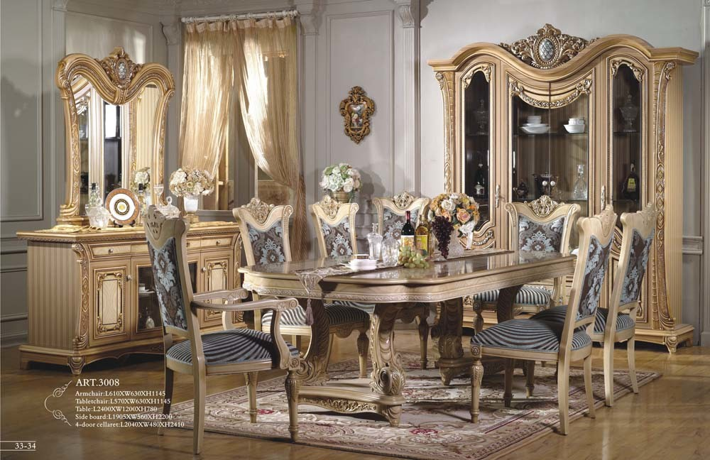 Image gallery muebles clasicos - Decoracion salones clasicos ...
