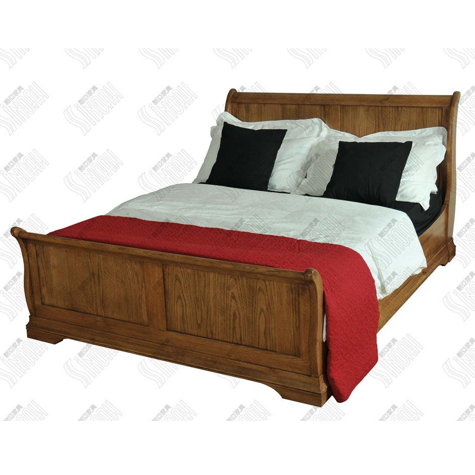 Foto de muebles franceses de madera del dormitorio del for Muebles franceses