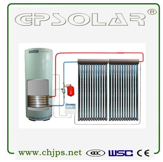 Sistema de calefacci n solar partido de la agua caliente - Sistema de calefaccion por agua ...