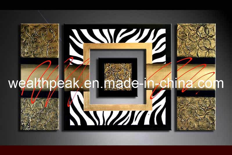 Pintura al leo pintura abstracta moderna ab000740 for Tecnicas de coccion modernas