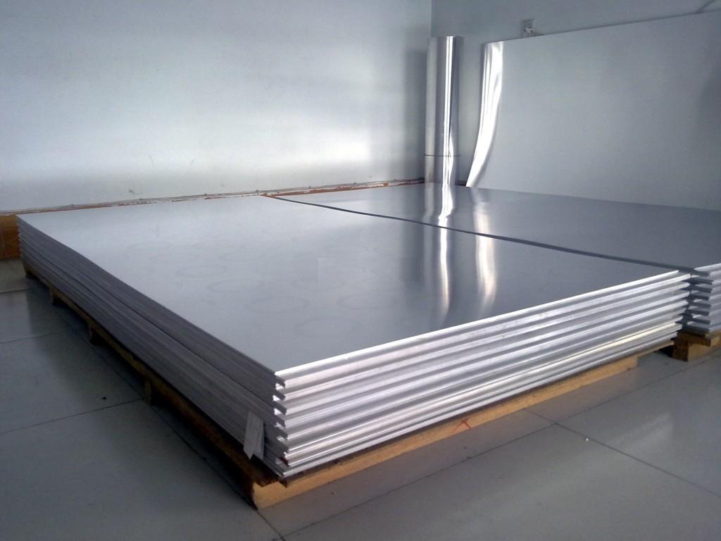 Placa de acero de aluminio 5052 placa de acero de for Placa de acero