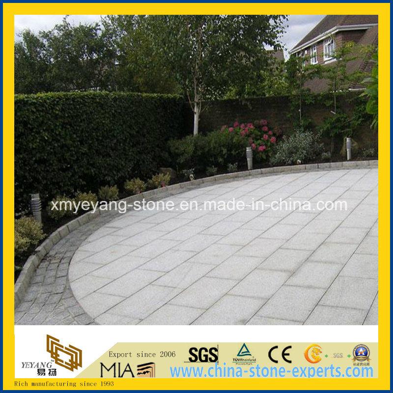 pavimento natural chino barato del granito para el jardn al aire libre