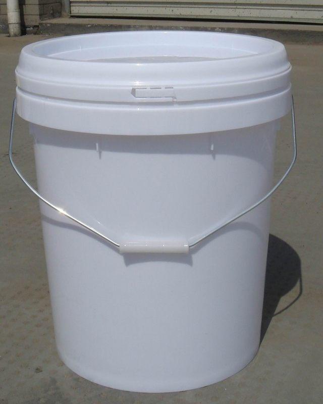 4 de plastic emmer van de gallon met deksel voor smeermiddel en verf wh p16 4 de plastic - Deksel van de boom ...