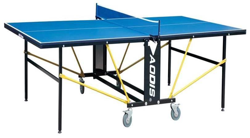 Tableau ext rieur mobile de ping pong de double pliage avec des roues tableau ext rieur - Roue pour table de ping pong ...