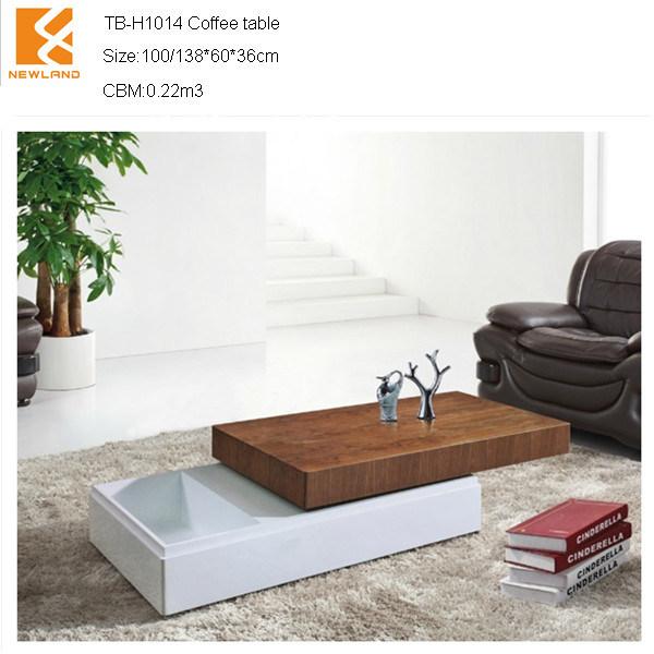 tavolino moderno design per soggiorno basso e ovale ...