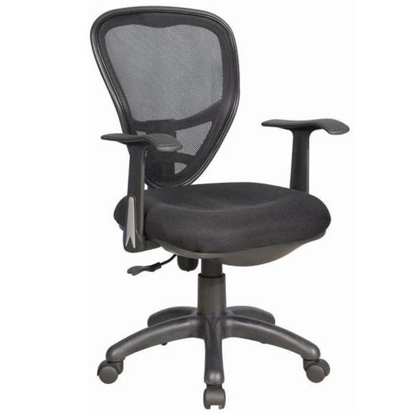 Silla c moda de la oficina del acoplamiento de la alta for Silla oficina comoda