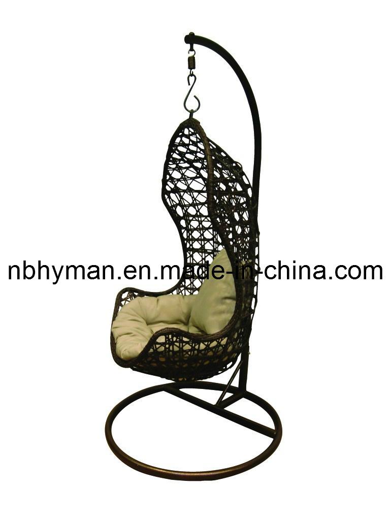 Silla colgante del huevo de la rota fss 1622 silla for Silla huevo colgante