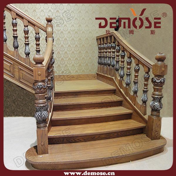 S lido apariencia de madera y de hierro escalera dms - Escalera de hierro y madera ...
