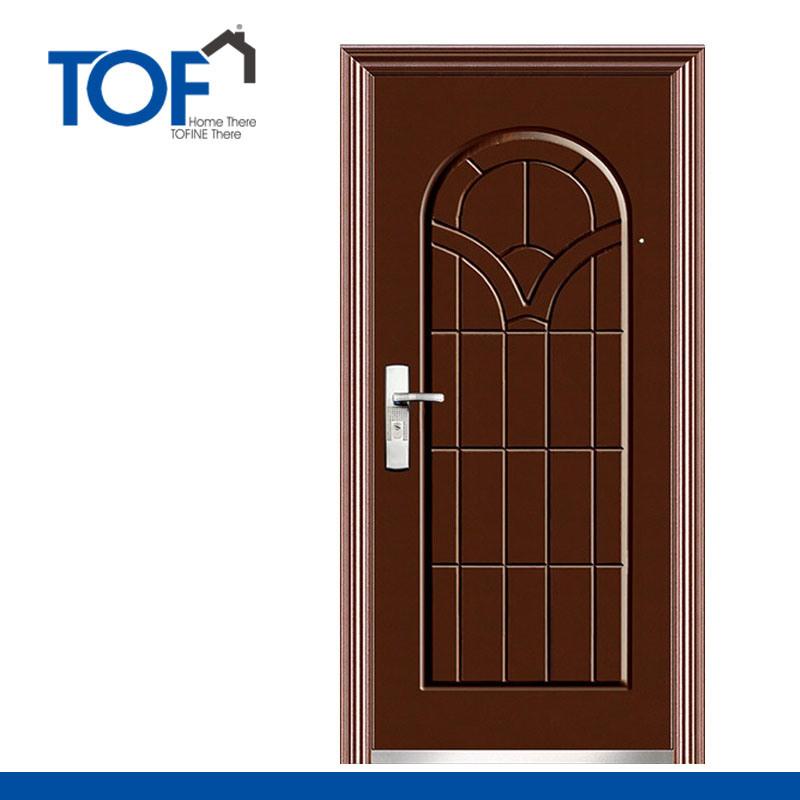 металлическая дверь с защитой