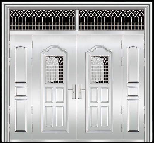 Puertas De Baño En Acero Inoxidable:Puerta del acero inoxidable (HL-852) – Puerta del acero inoxidable