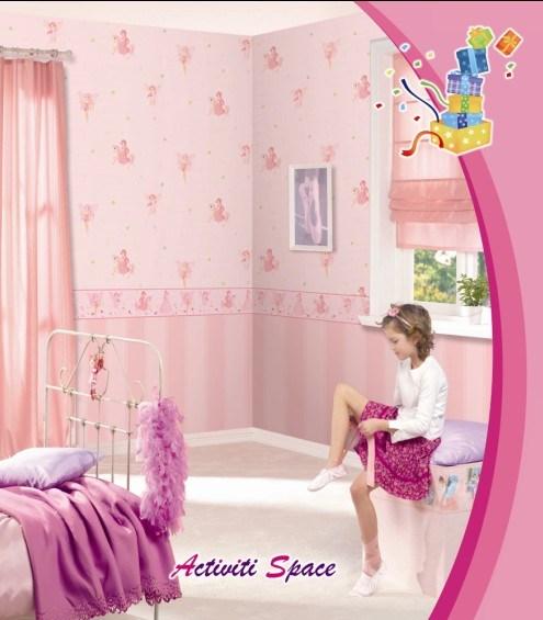 Papel de parede do quarto de crianças (ZD1) –Papel de parede do quarto de cri