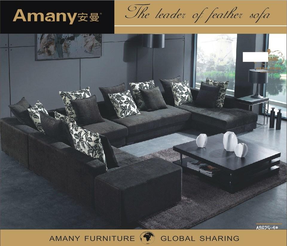 Sof rabe de la tela del estilo para los muebles de la for Muebles estilo arabe