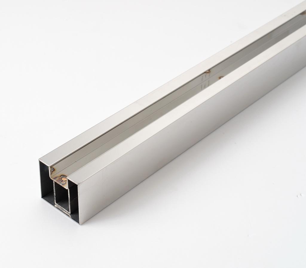 Alta ducha perfil polaco de acero inoxidable k 3 - Perfil acero inoxidable precio ...