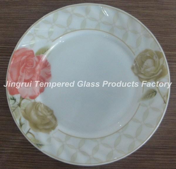 Vajilla de cristal servicio de mesa de cristal platos de - Vajillas de cristal ...