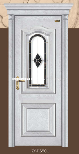 Puerta de cristal de madera puerta de madera s lida con for Ver modelos de puertas de madera