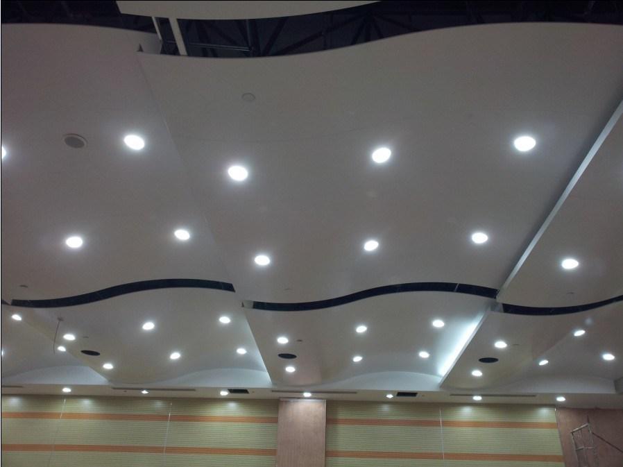 Techo curvo artisitc techo curvo artisitc proporcionado - Tipos de falsos techos ...